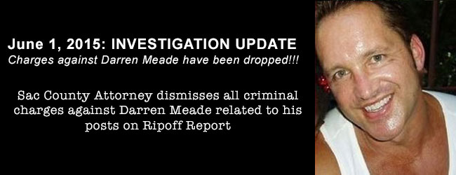 Google-Cide Exposed By The Man Who Knew Too Much, Darren Meade
